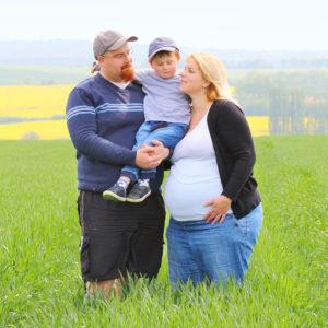 Obez ebeveynlerin çocukları da obezite riski taşır.